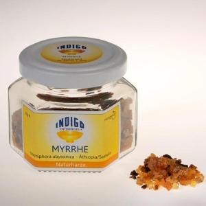 Indigo Räucherwerk Myrrhe bei Lichtquelle online kaufen