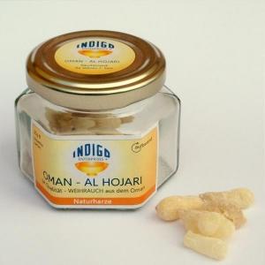 Indigo Naturharze Oman-Al-Hojari bei Lichtquelle online kaufen